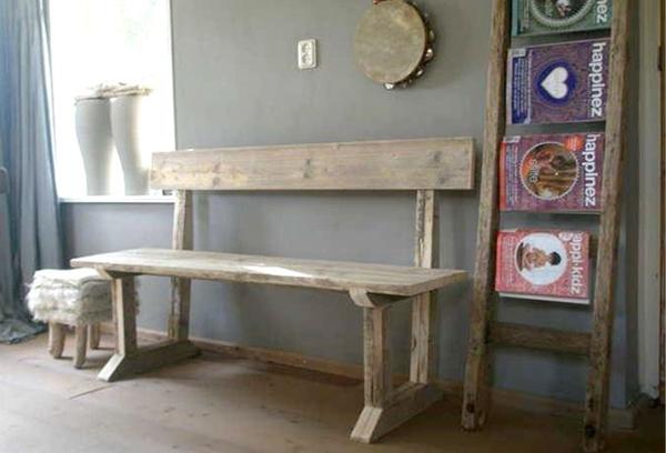 Decora tu casa con madera reciclada el loft de lucia for Diseno de muebles con madera reciclada